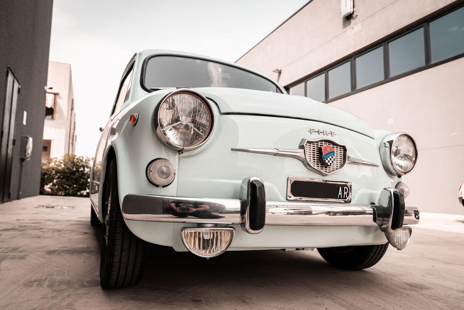 1968 Fiat Giannini 750 TV Turismo Veloce 77086
