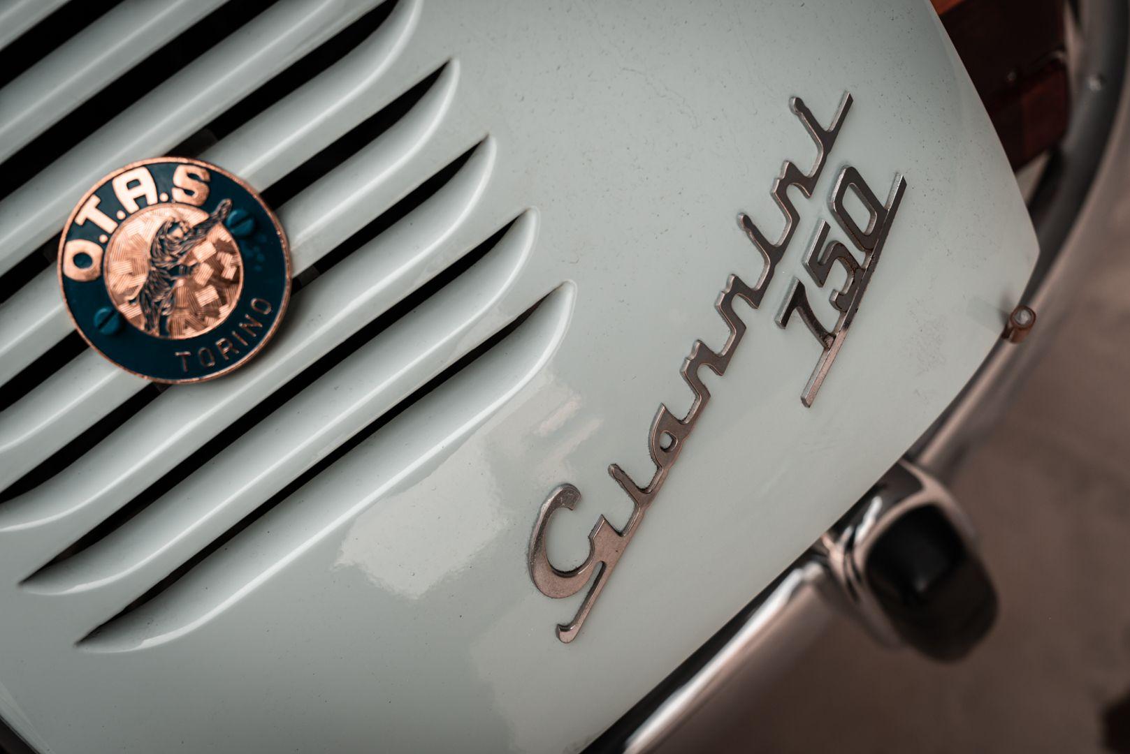 1968 Fiat Giannini 750 TV Turismo Veloce 77101