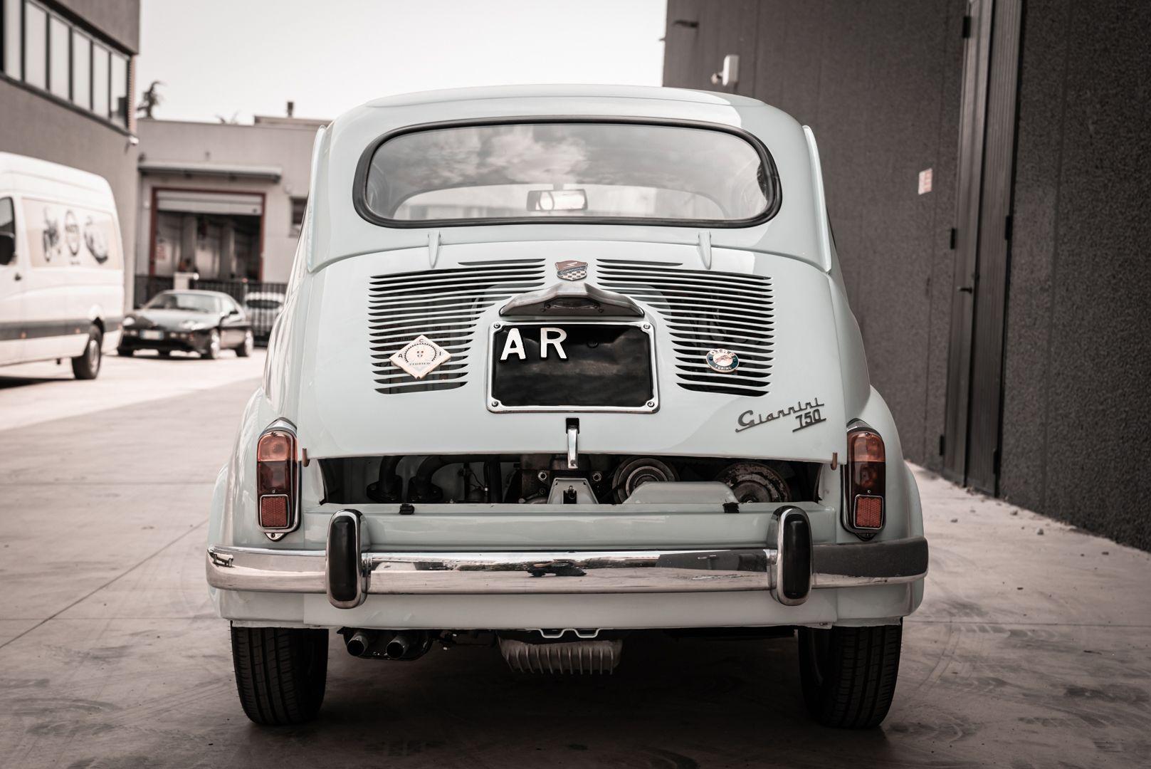 1968 Fiat Giannini 750 TV Turismo Veloce 77083