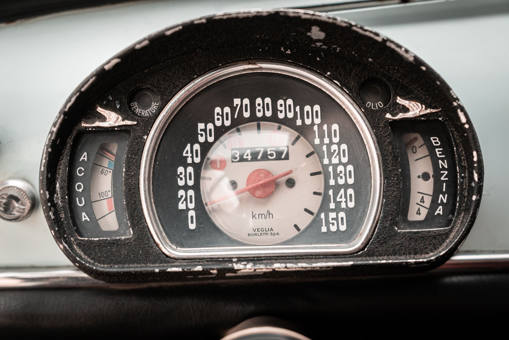 1968 Fiat Giannini 750 TV Turismo Veloce 77110