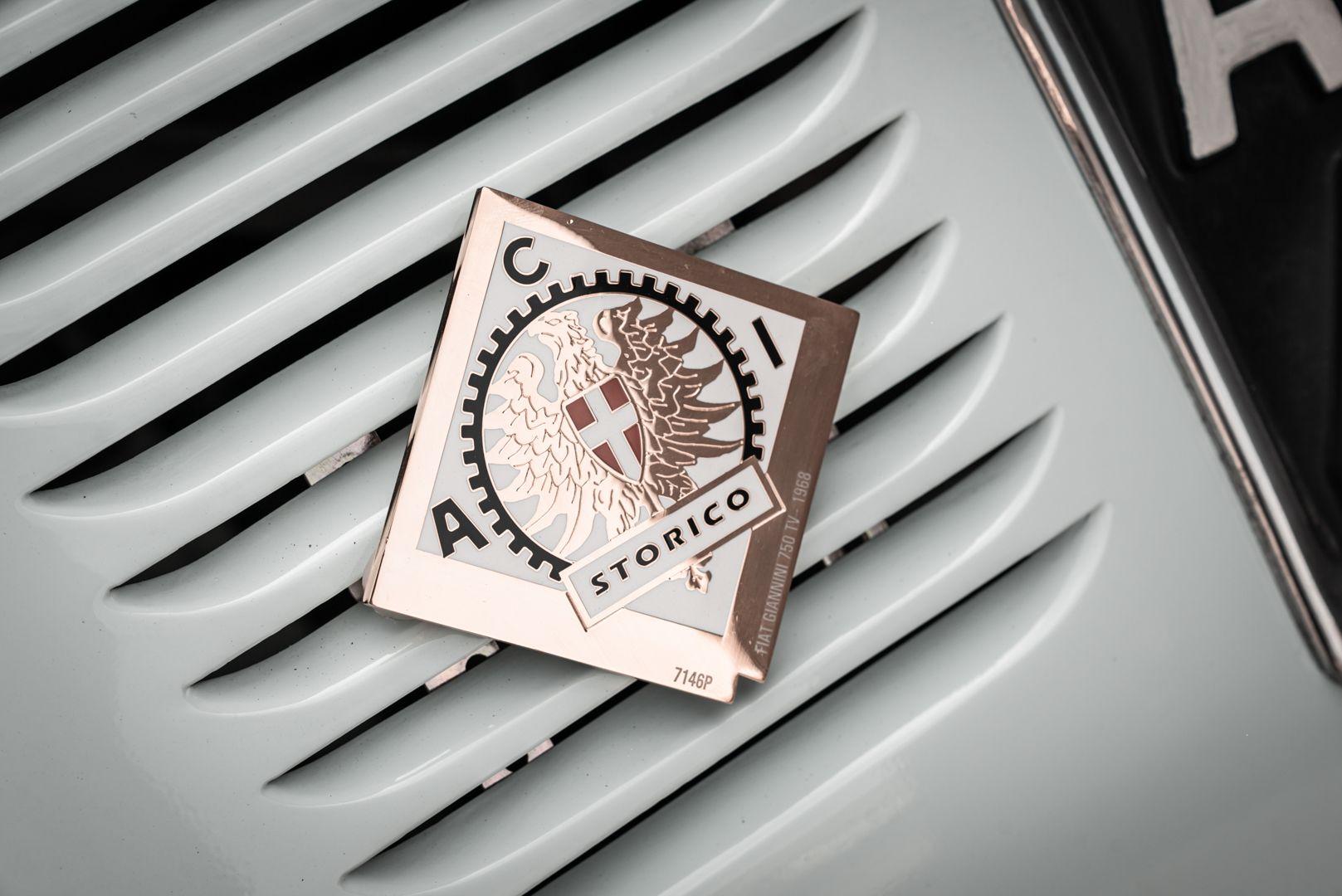 1968 Fiat Giannini 750 TV Turismo Veloce 77093