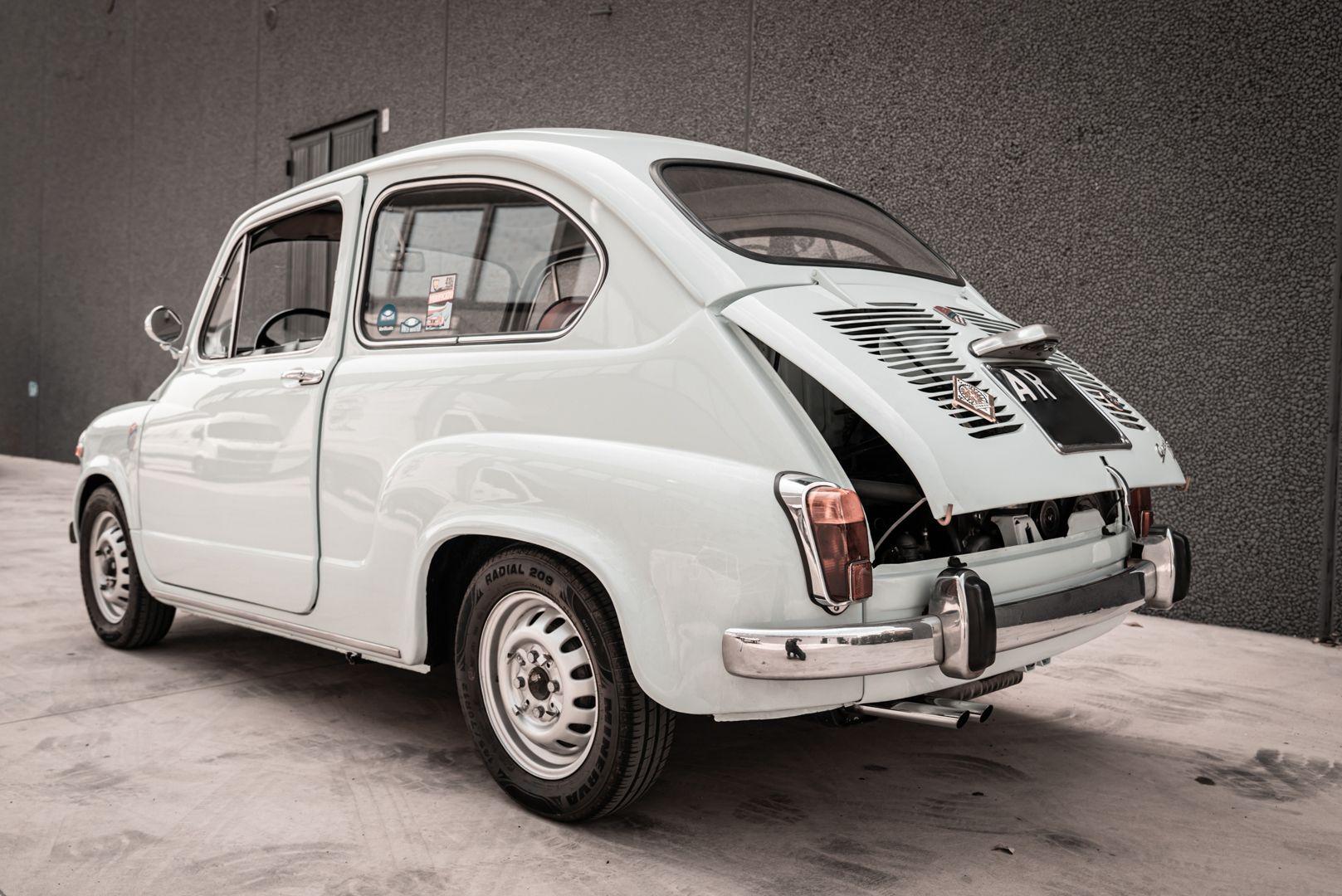 1968 Fiat Giannini 750 TV Turismo Veloce 77084