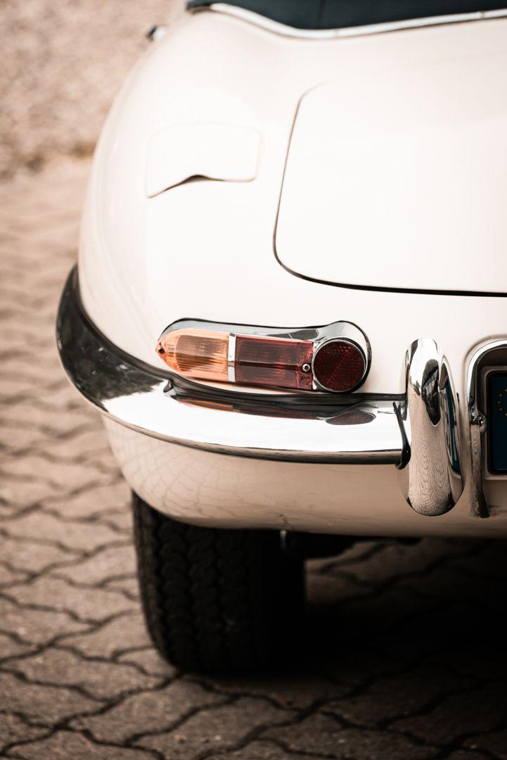 1968 Jaguar E-Type 4.2 Series 1 OTS 76995