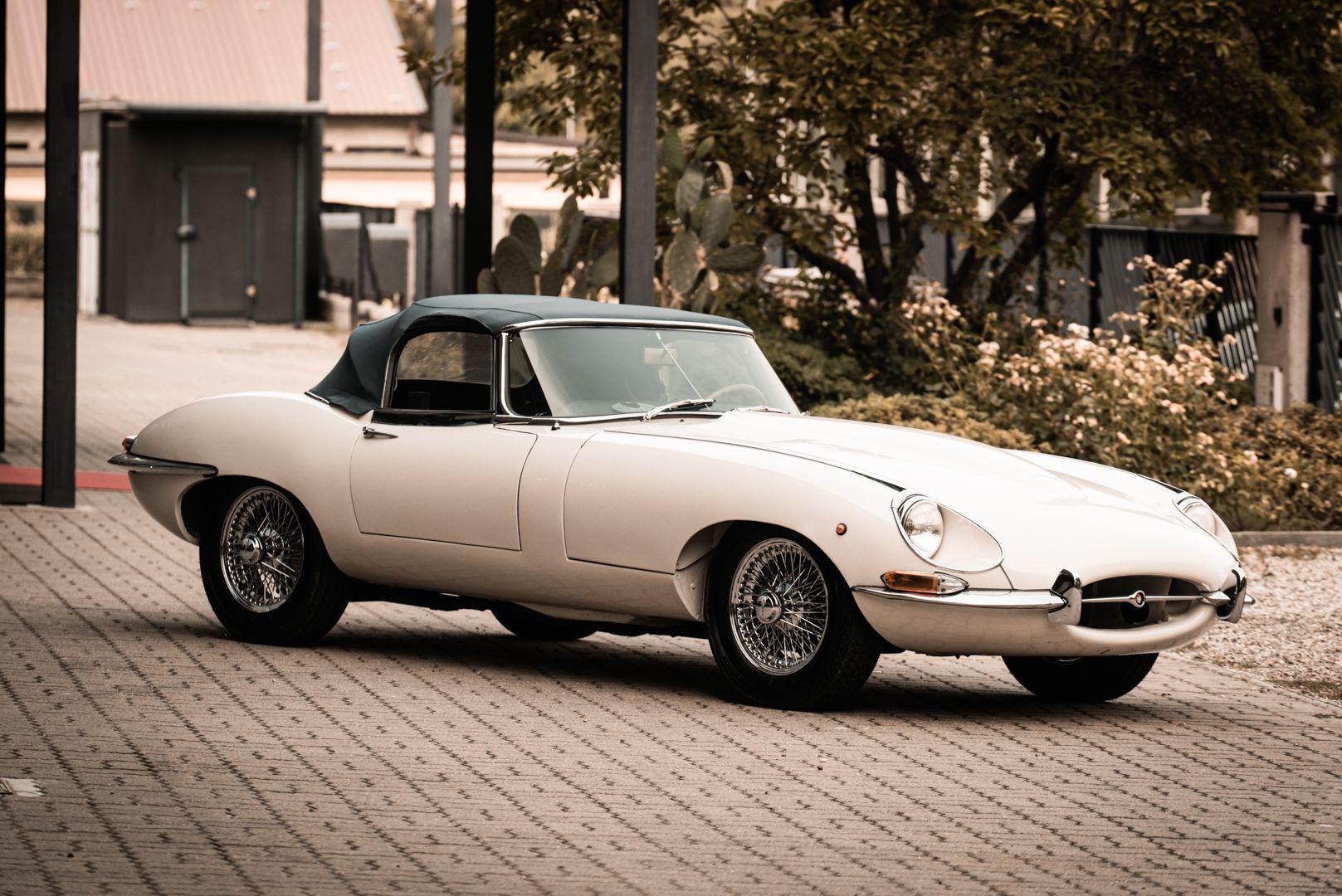 1968 Jaguar E-Type 4.2 Series 1 OTS 76983