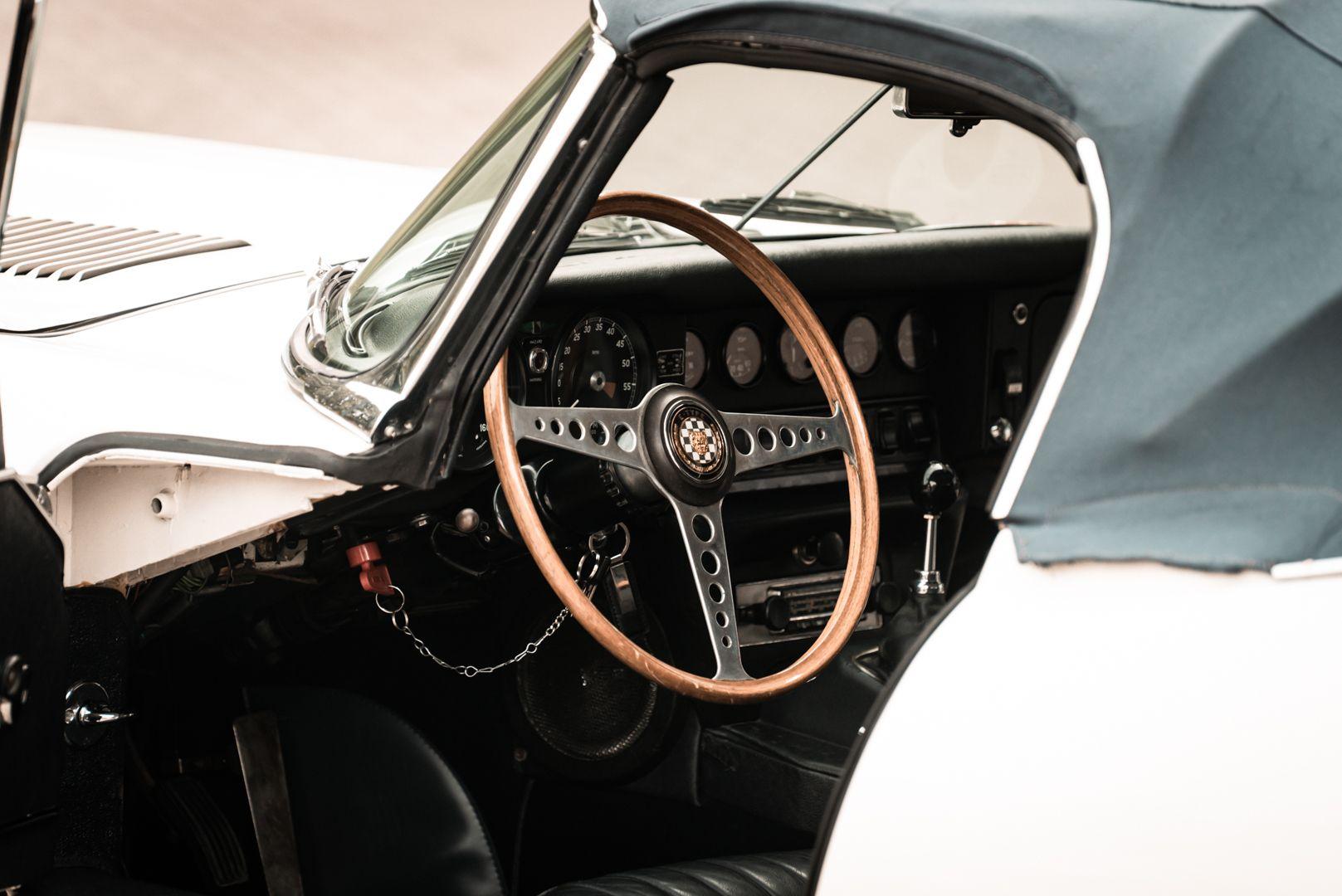 1968 Jaguar E-Type 4.2 Series 1 OTS 77011