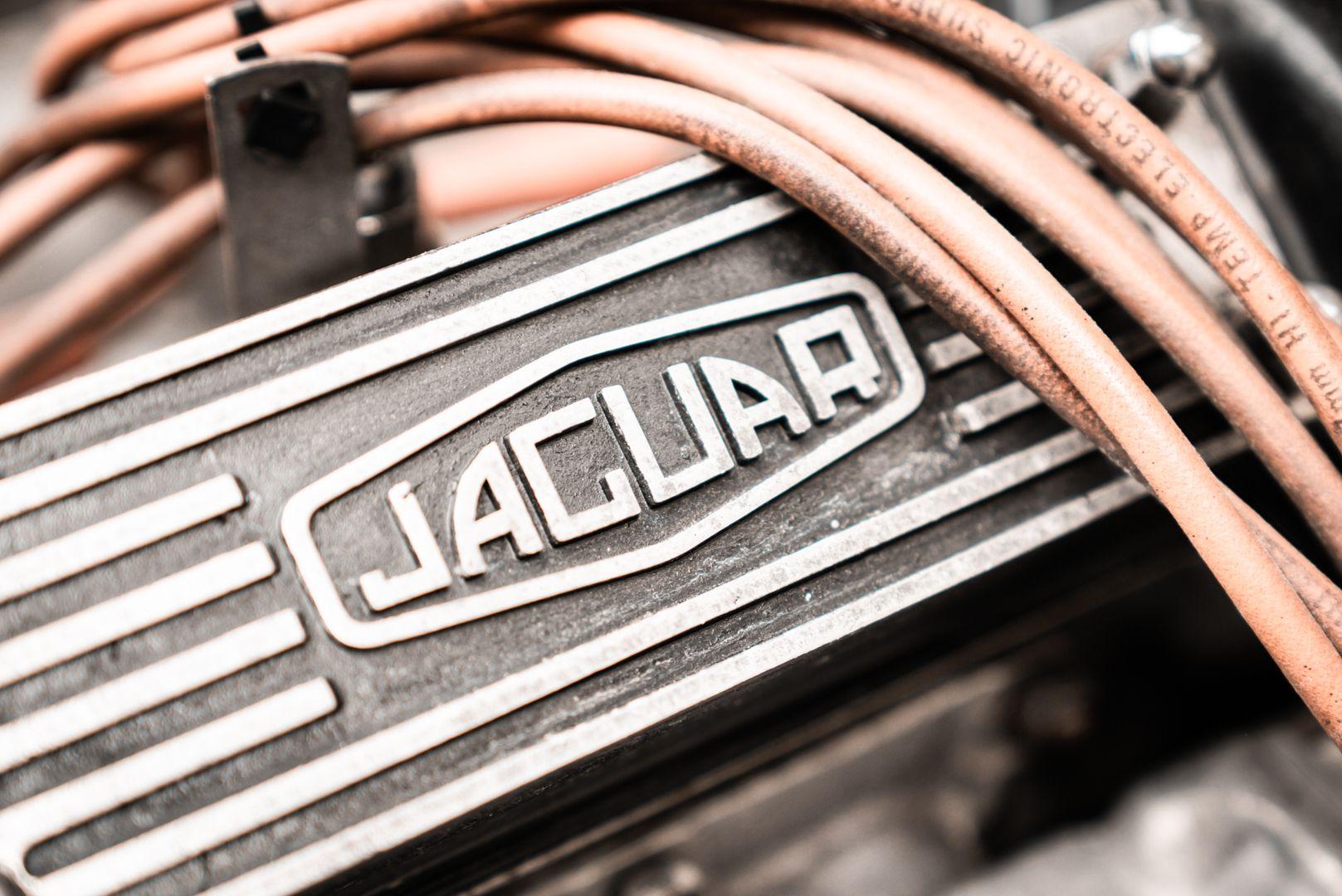 1968 Jaguar E-Type 4.2 Series 1 OTS 77022