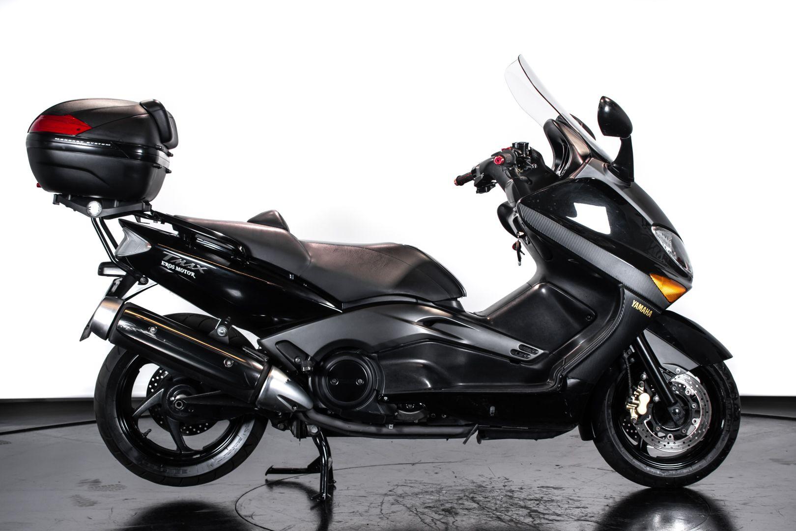 2007 Yamaha T-MAX 500 78589