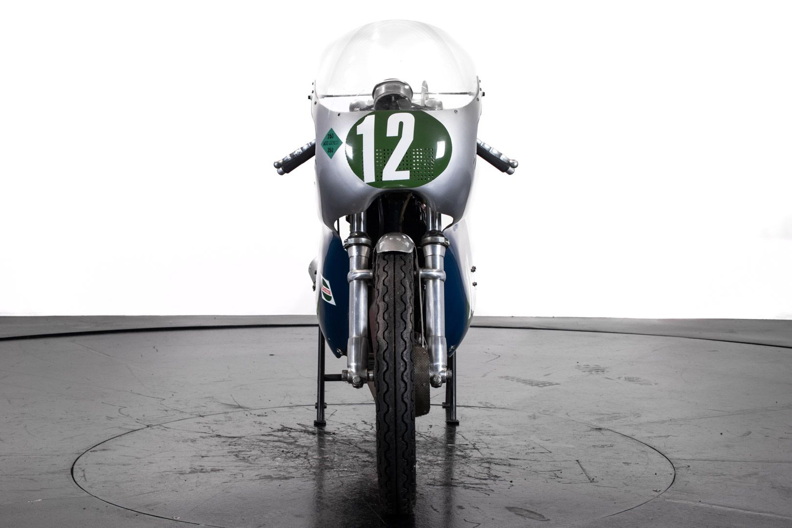 1960 Ducati Mach 1 Corsa NCR 82191