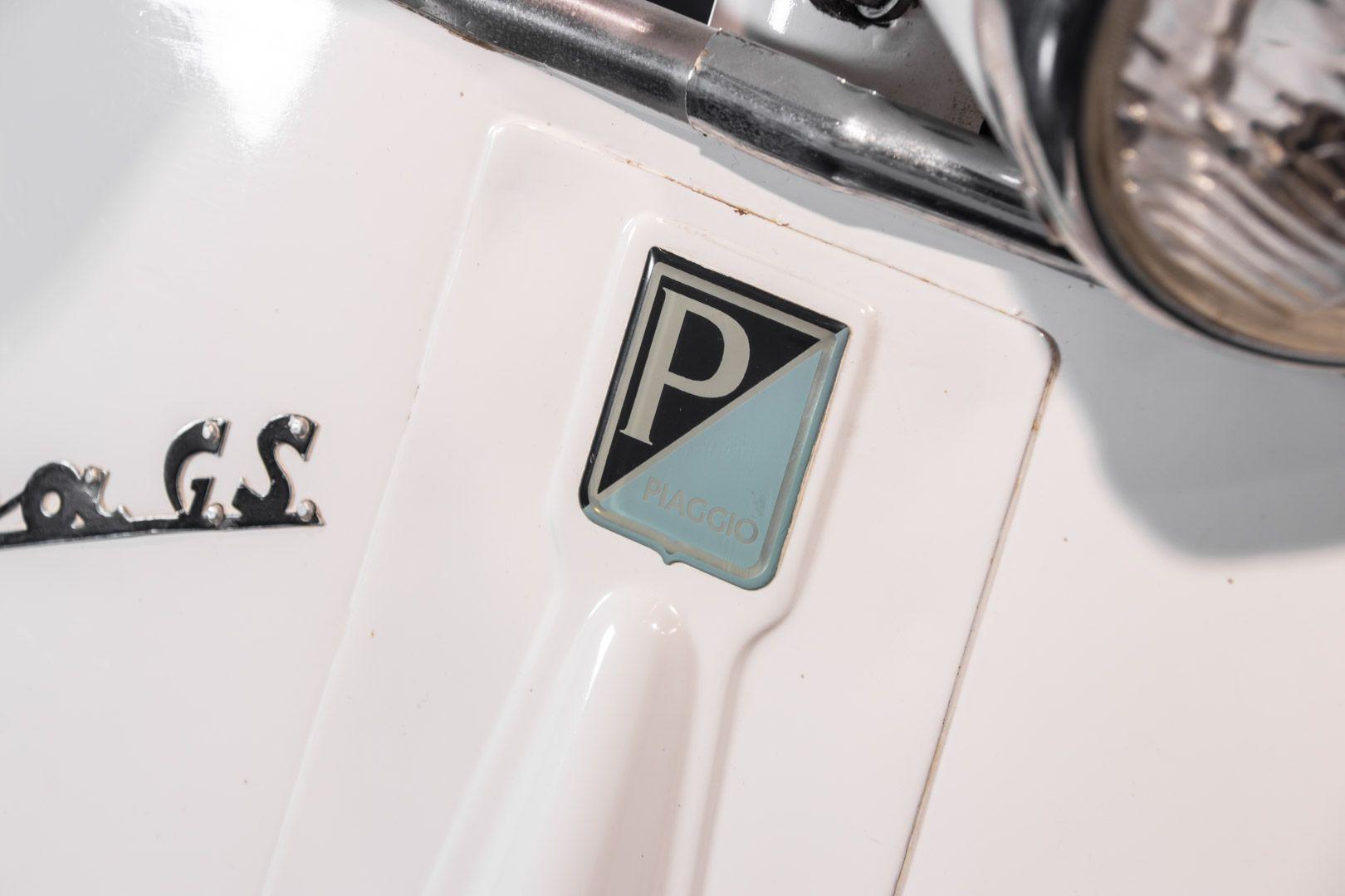 1962 Piaggio Vespa 160 GS 82861