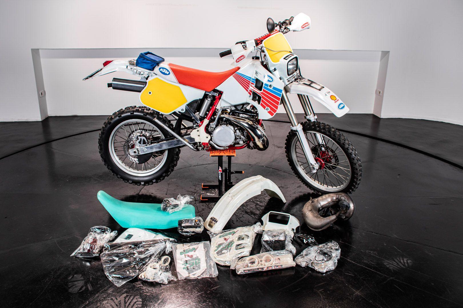 1991 KTM GS 250 82508