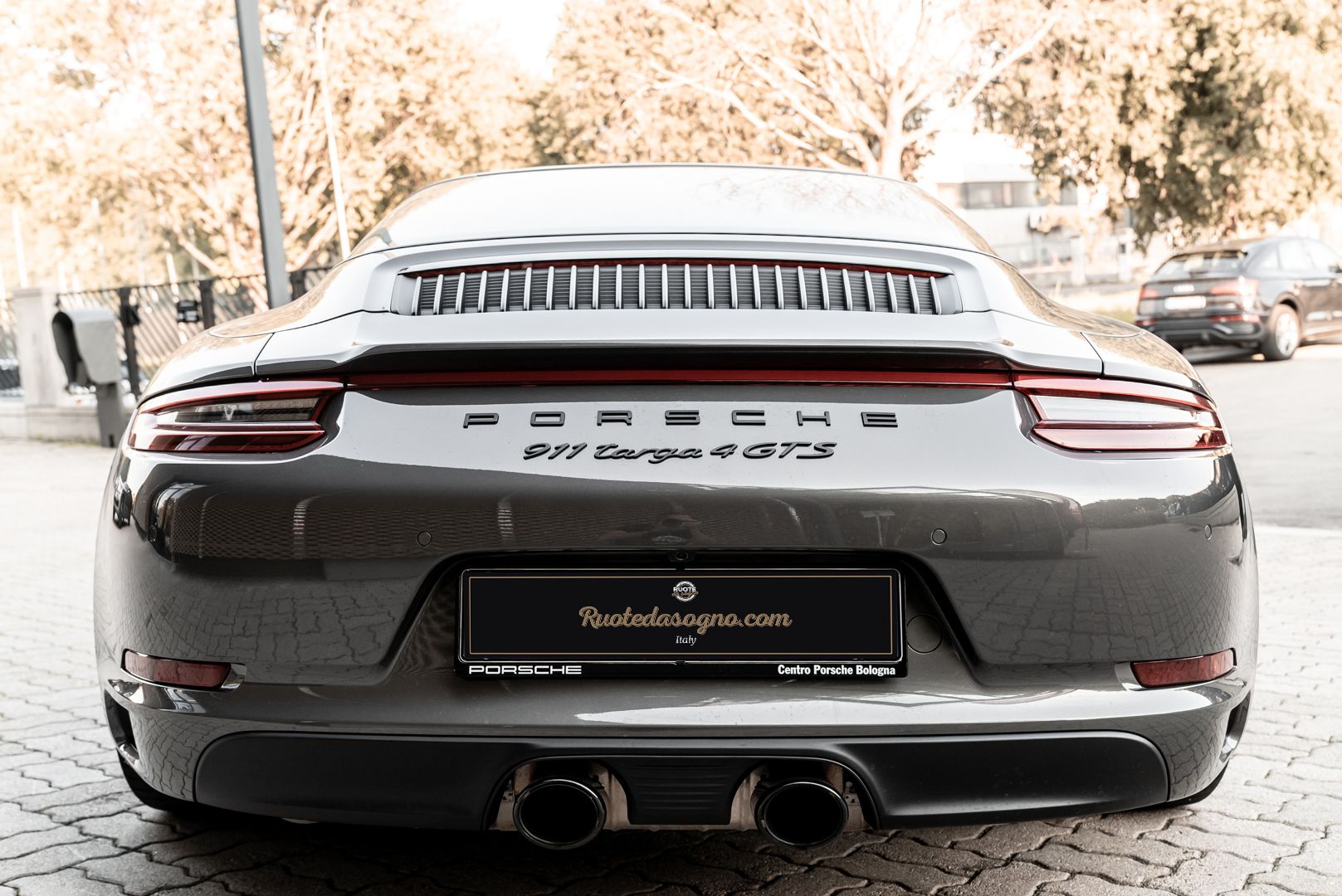 2018 Porsche 911 Targa 4 GTS 85273