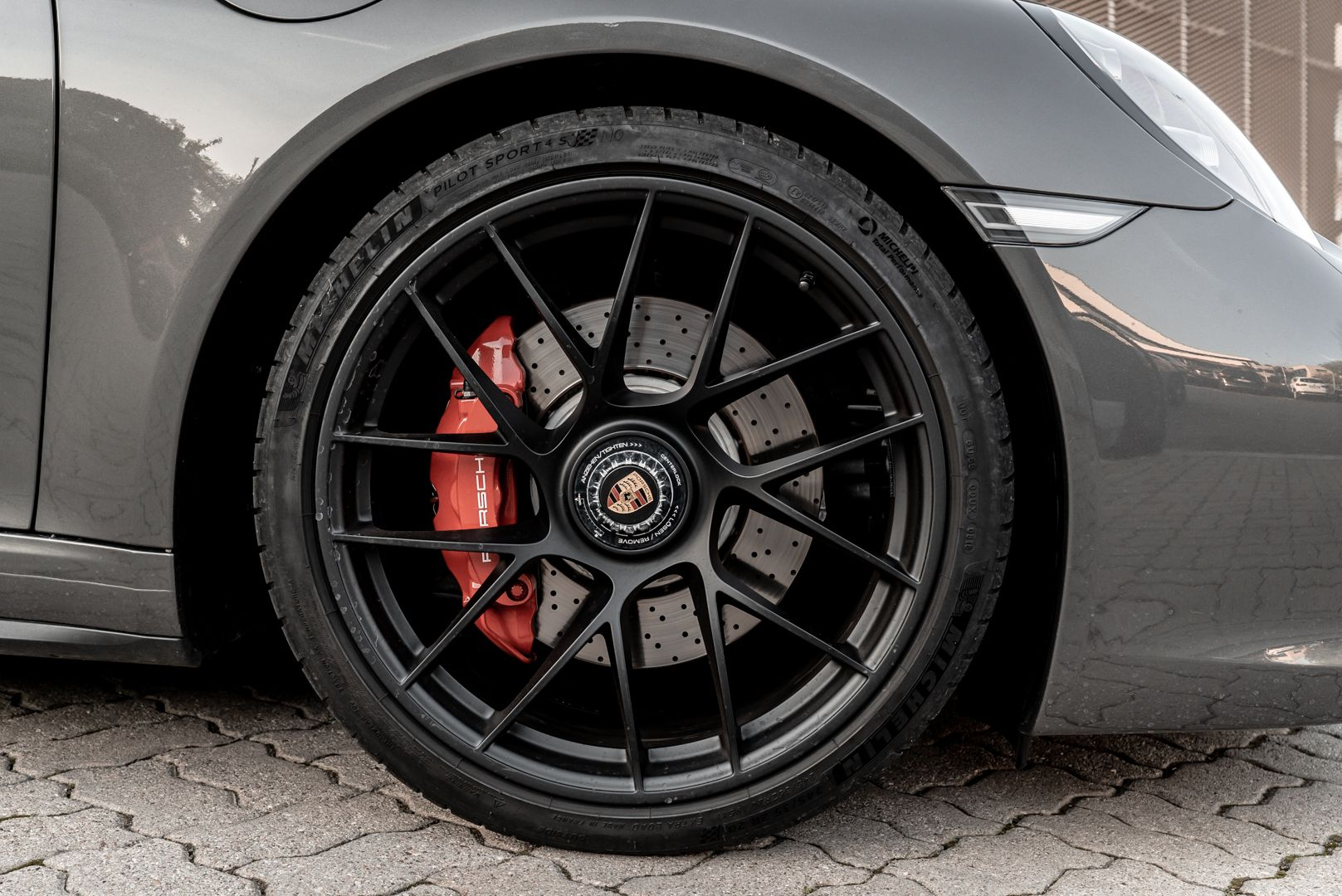 2018 Porsche 911 Targa 4 GTS 85279