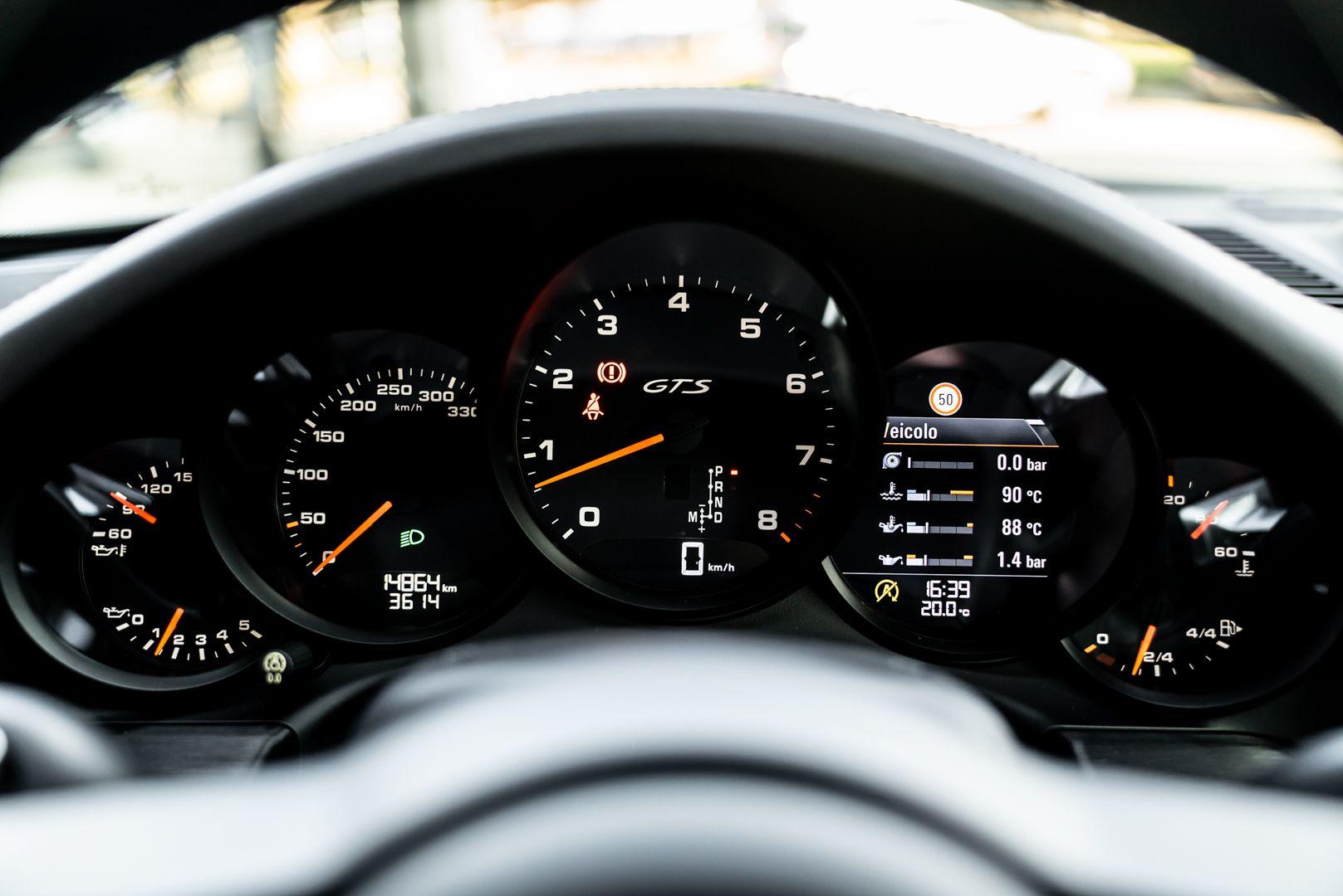 2018 Porsche 911 Targa 4 GTS 85328