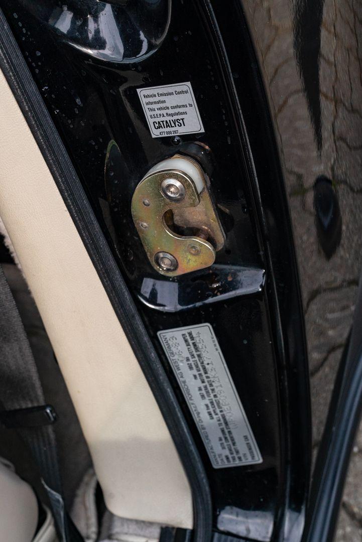 1989 Porsche 911 Speedster Turbo Look 63303