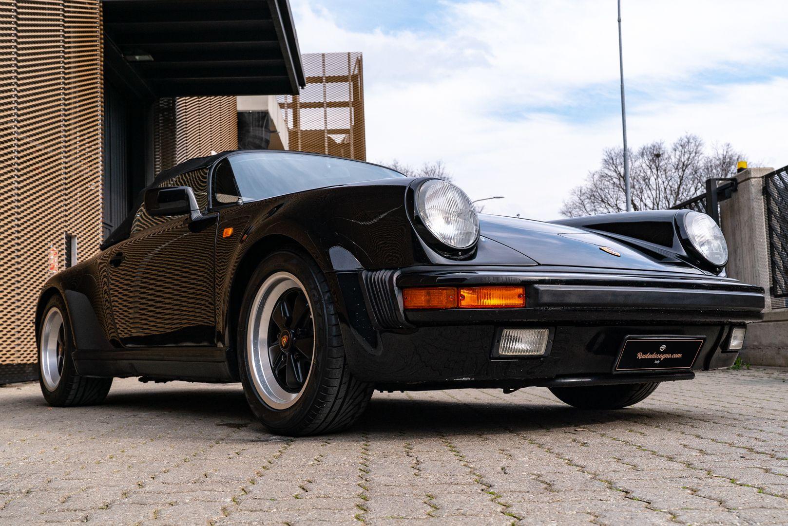 1989 Porsche 911 Speedster Turbo Look 63279