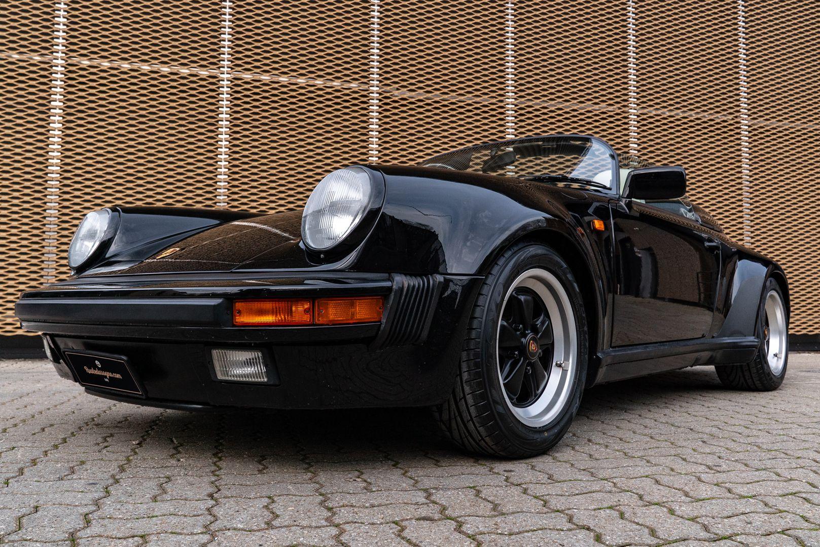 1989 Porsche 911 Speedster Turbo Look 63275