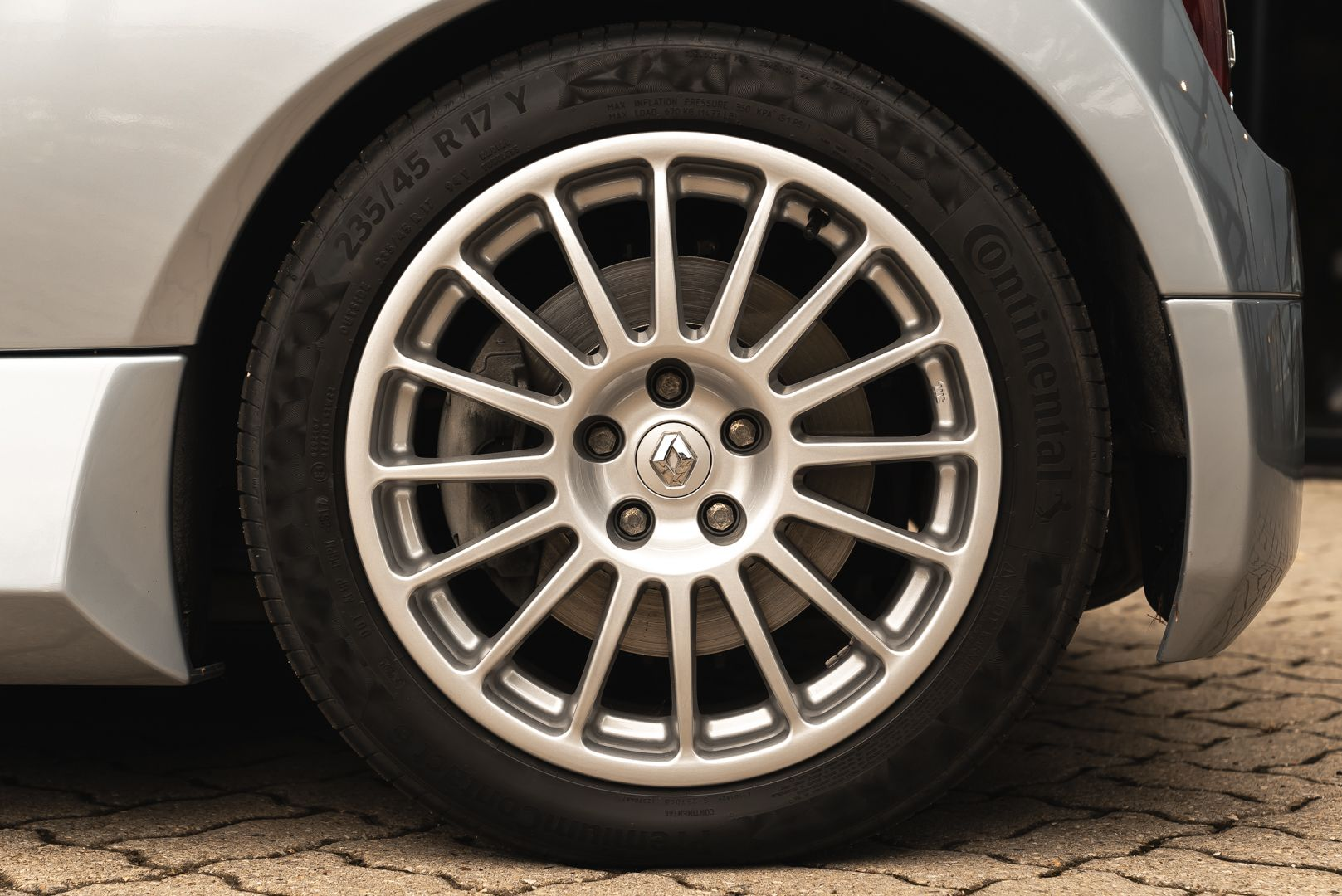 2002 Renault Clio 3.0 V6 Renault Sport Phase1 84929