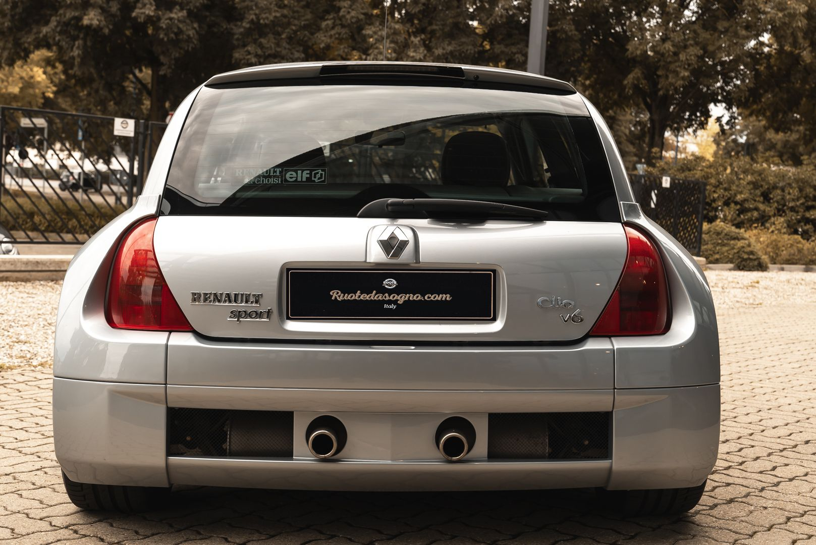 2002 Renault Clio 3.0 V6 Renault Sport Phase1 84925