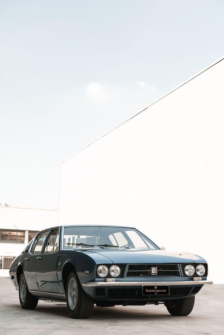 1972 Iso Rivolta Fidia 76778