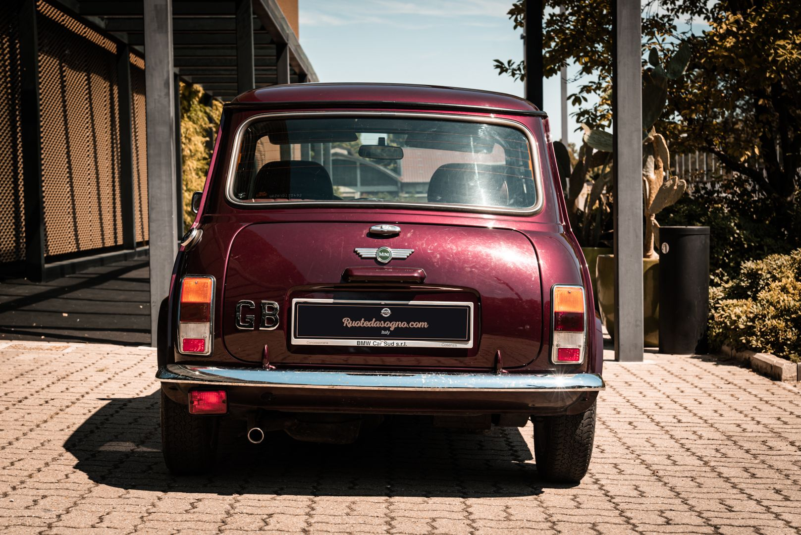 1999 Rover Mini XN 1.3 Anniversario 80552