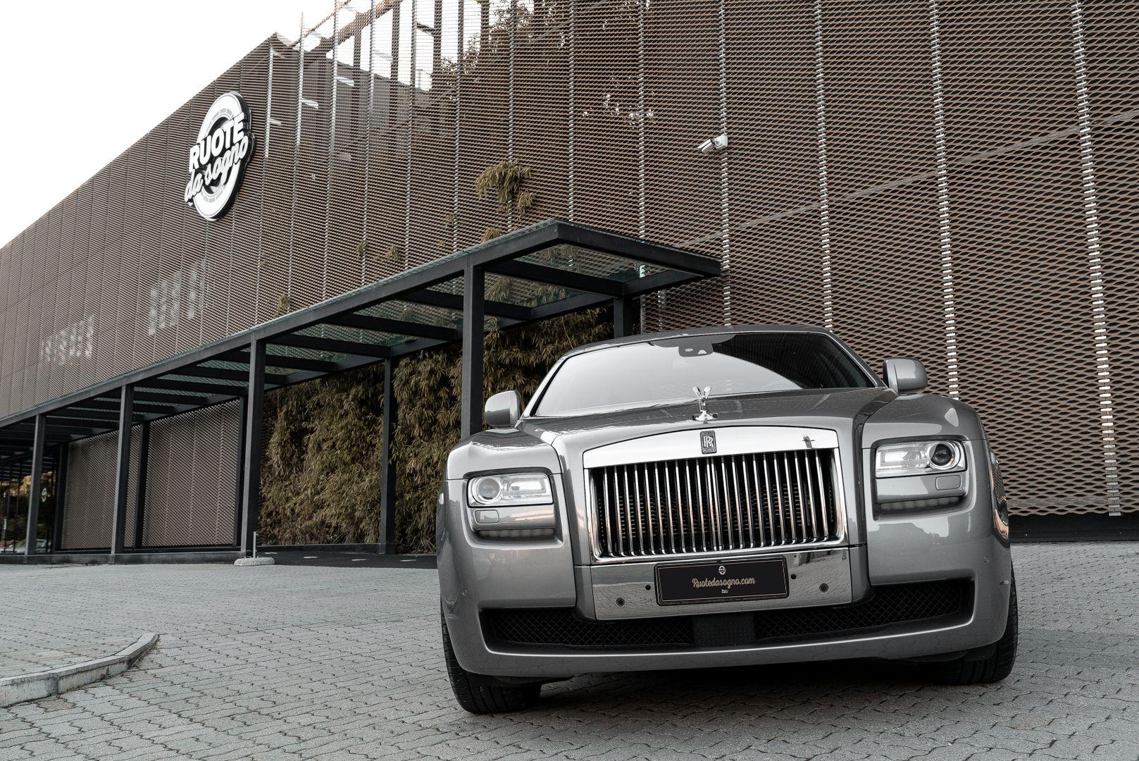 2011 Rolls Royce Ghost 85212