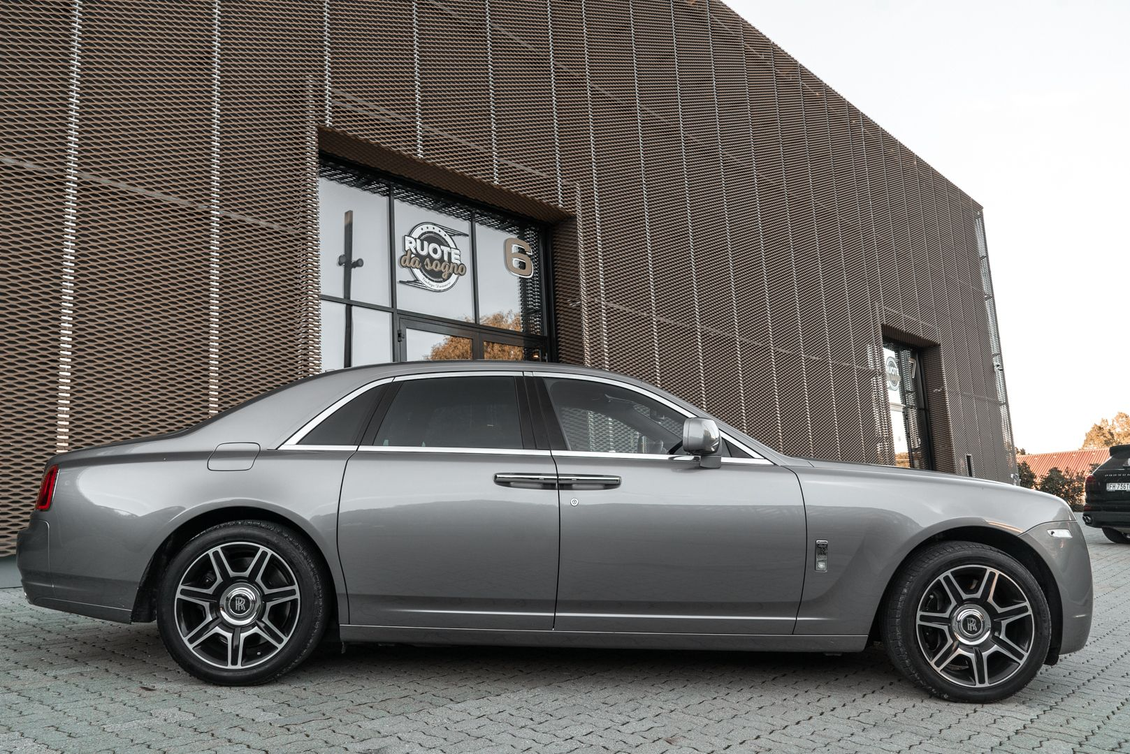 2011 Rolls Royce Ghost 85207
