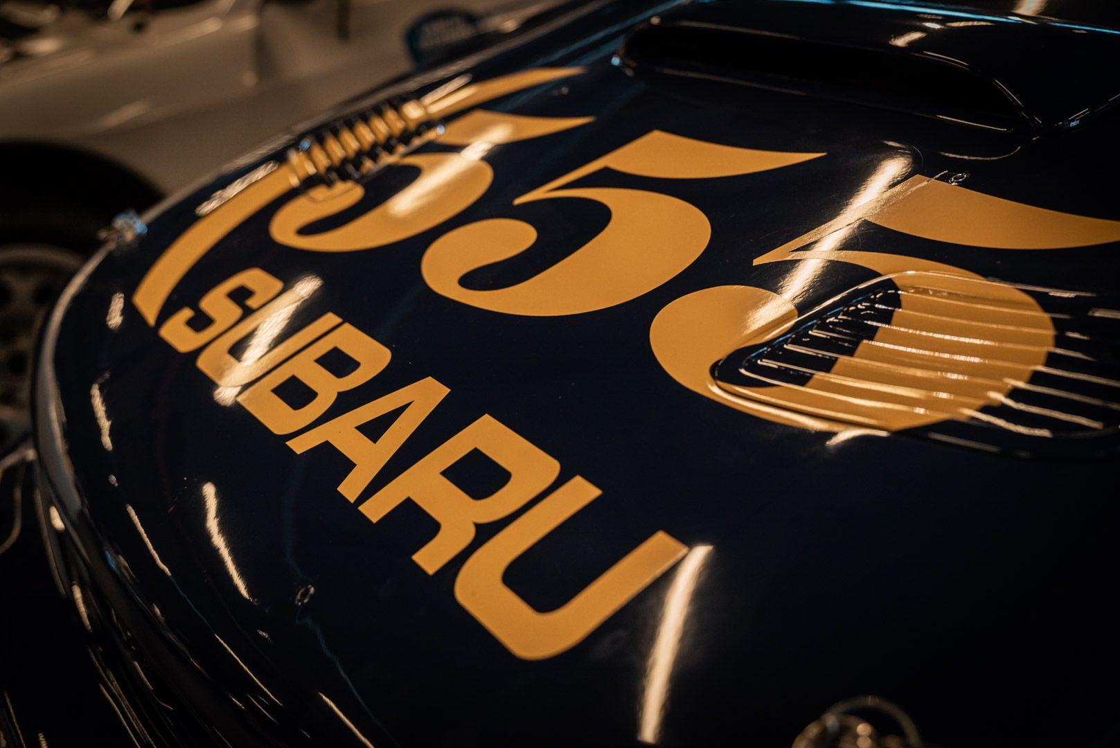 "1993 Subaru Impreza ""555"" Gr.A ex Colin McRae 82705"