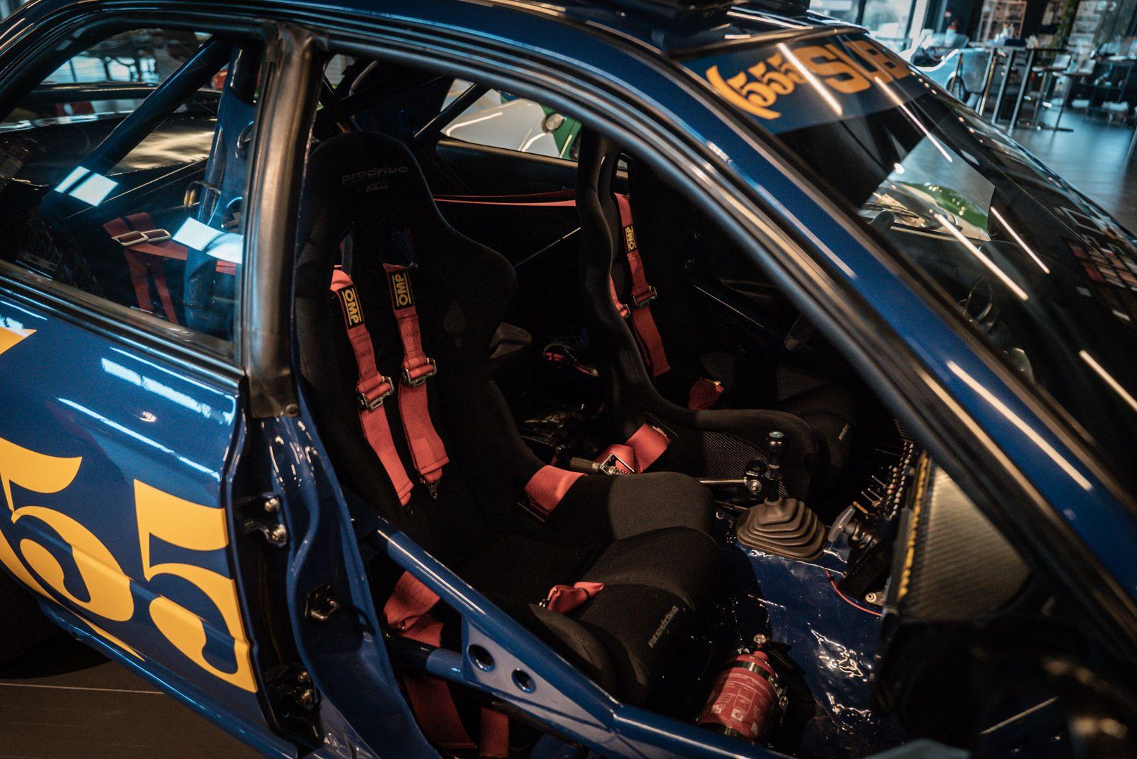 "1993 Subaru Impreza ""555"" Gr.A ex Colin McRae 82716"