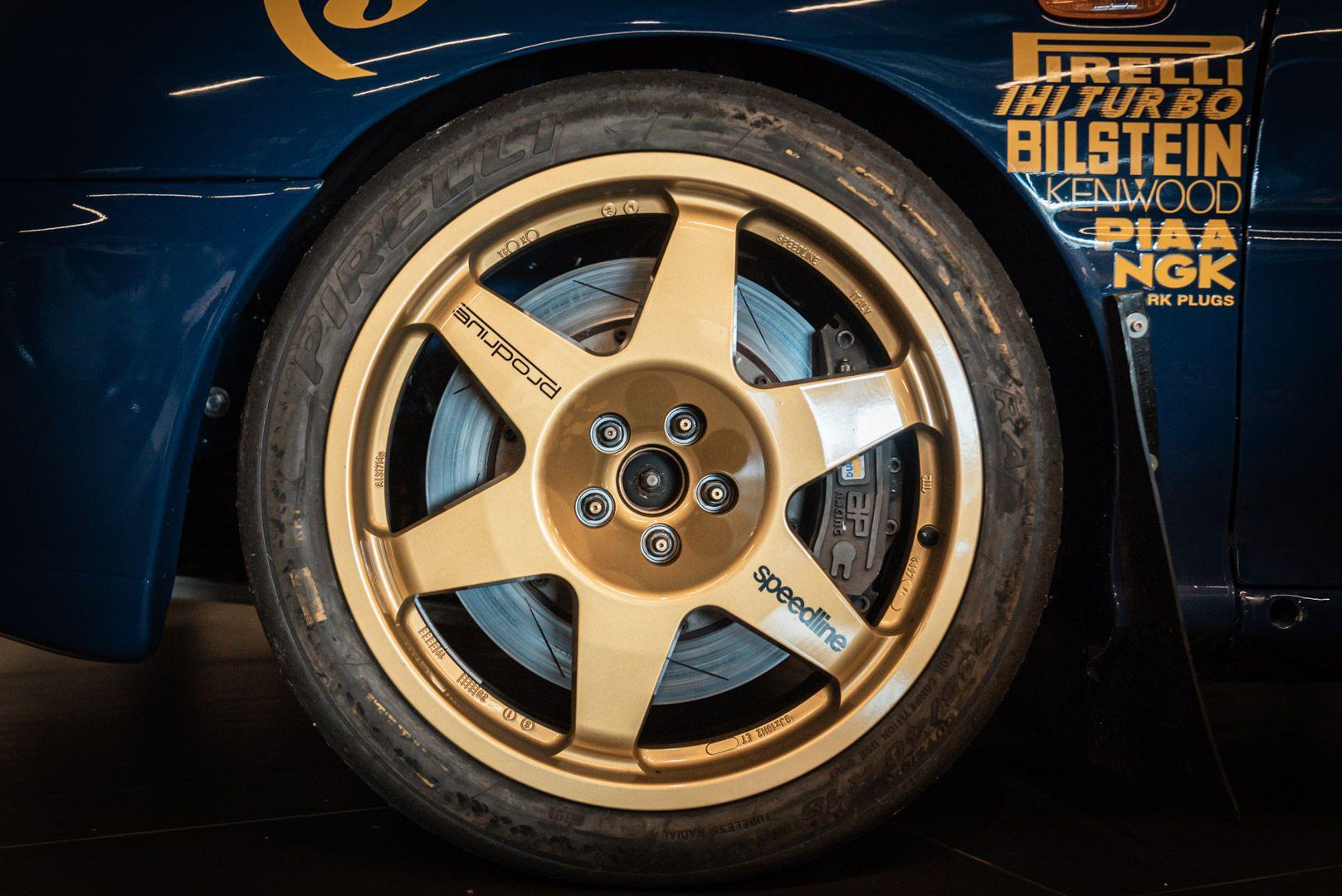"1993 Subaru Impreza ""555"" Gr.A ex Colin McRae 82710"