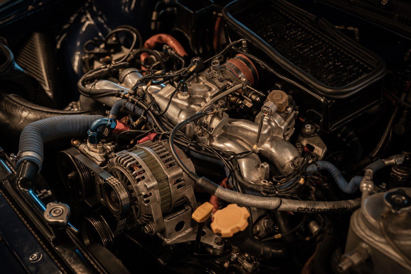 "1993 Subaru Impreza ""555"" Gr.A ex Colin McRae 82728"