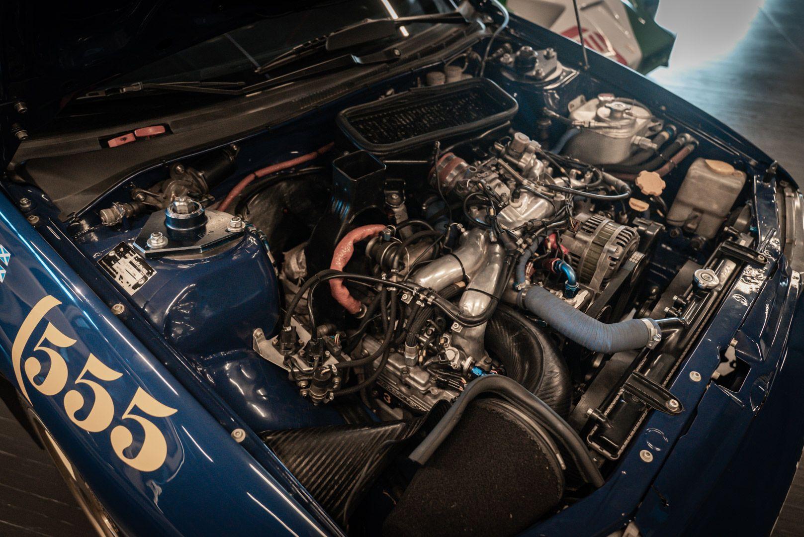"1993 Subaru Impreza ""555"" Gr.A ex Colin McRae 82731"