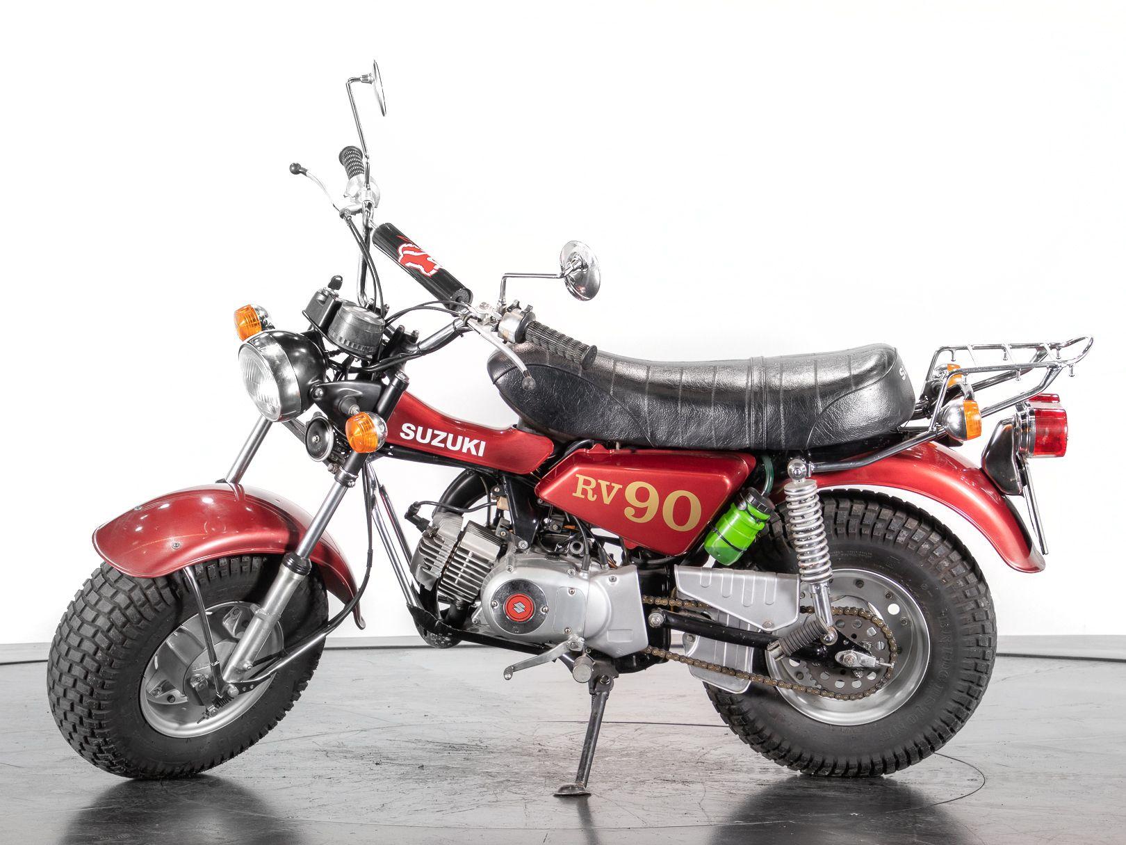 1979 Suzuki RV 90 50562