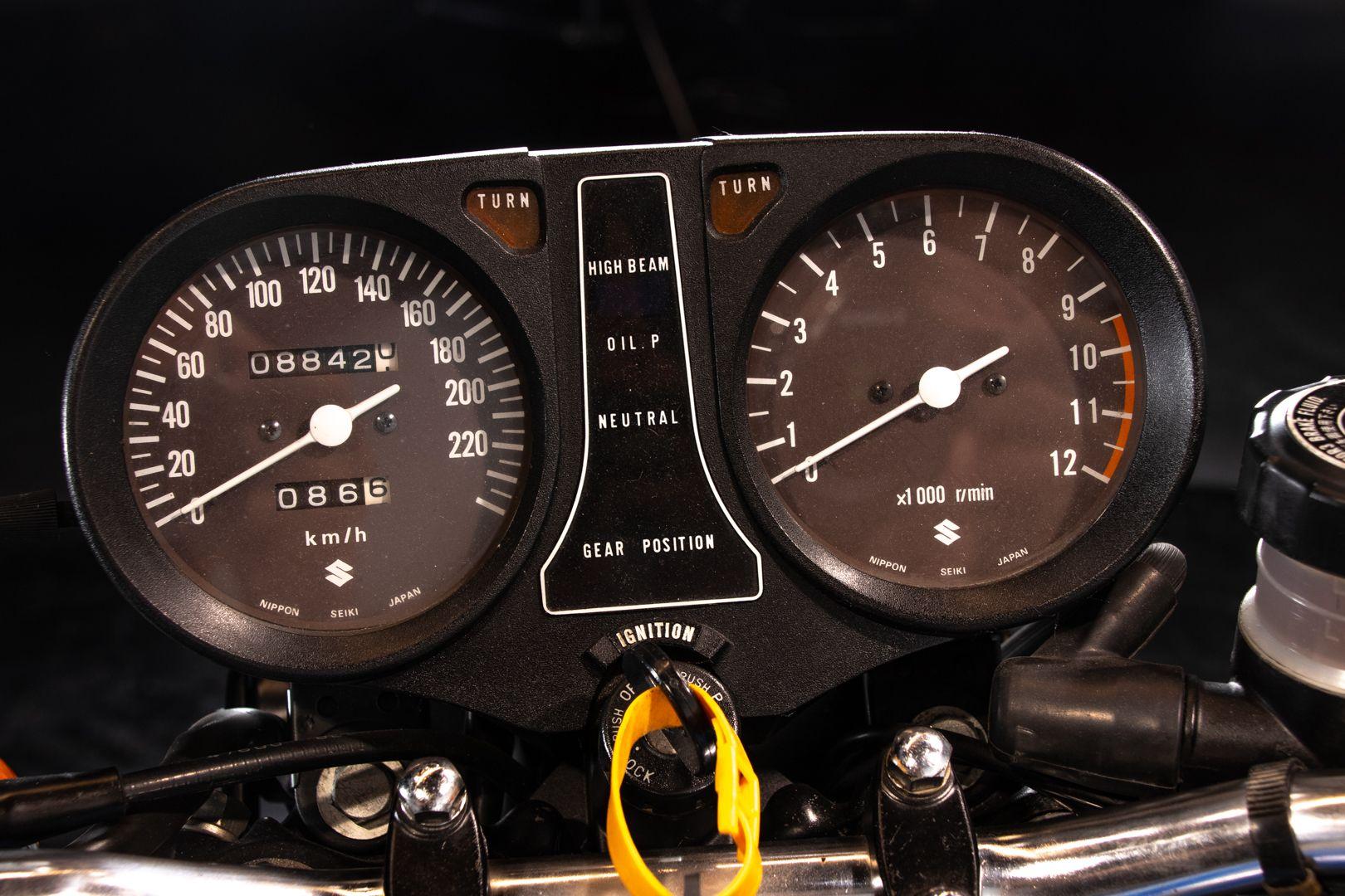 1979 Suzuki GS 550 E 73420