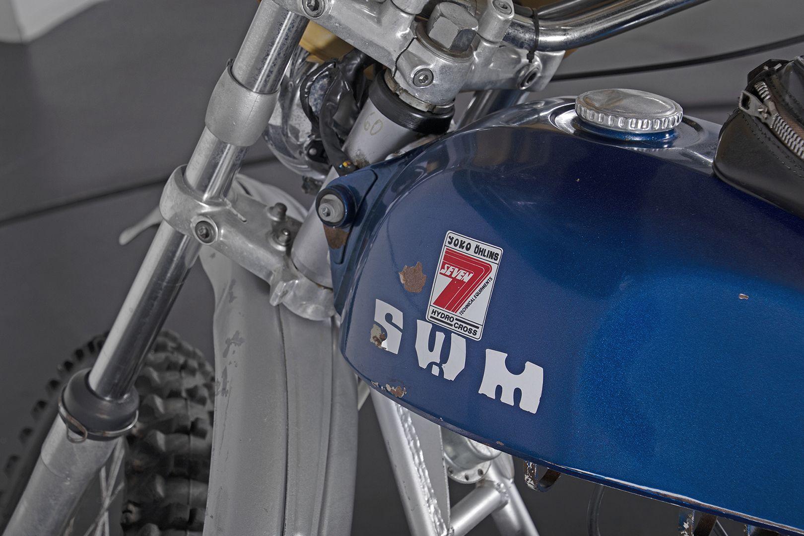 1974 SWM 125 53199
