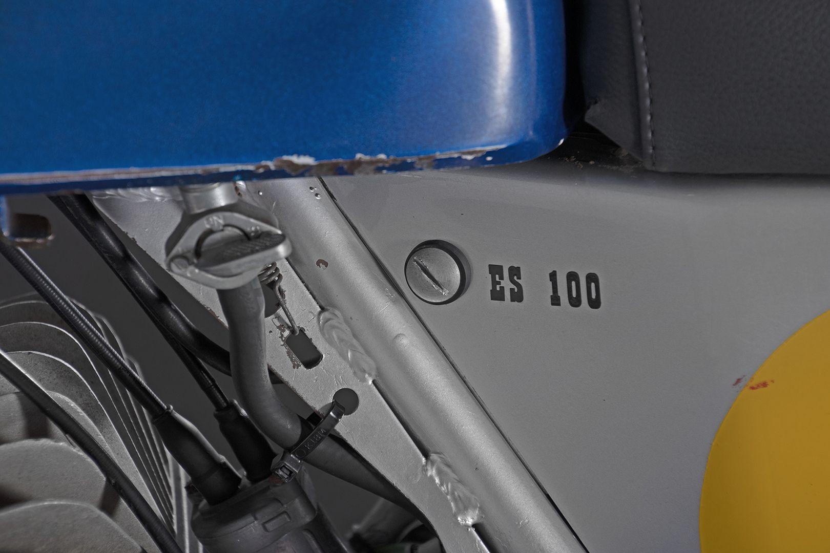 1974 SWM 125 53201