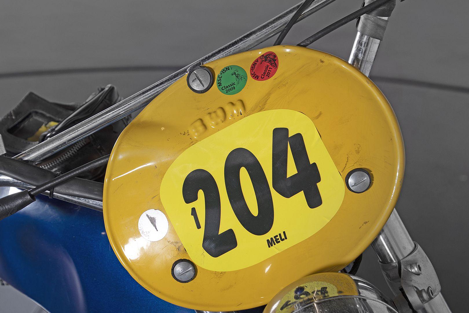 1974 SWM 125 53206