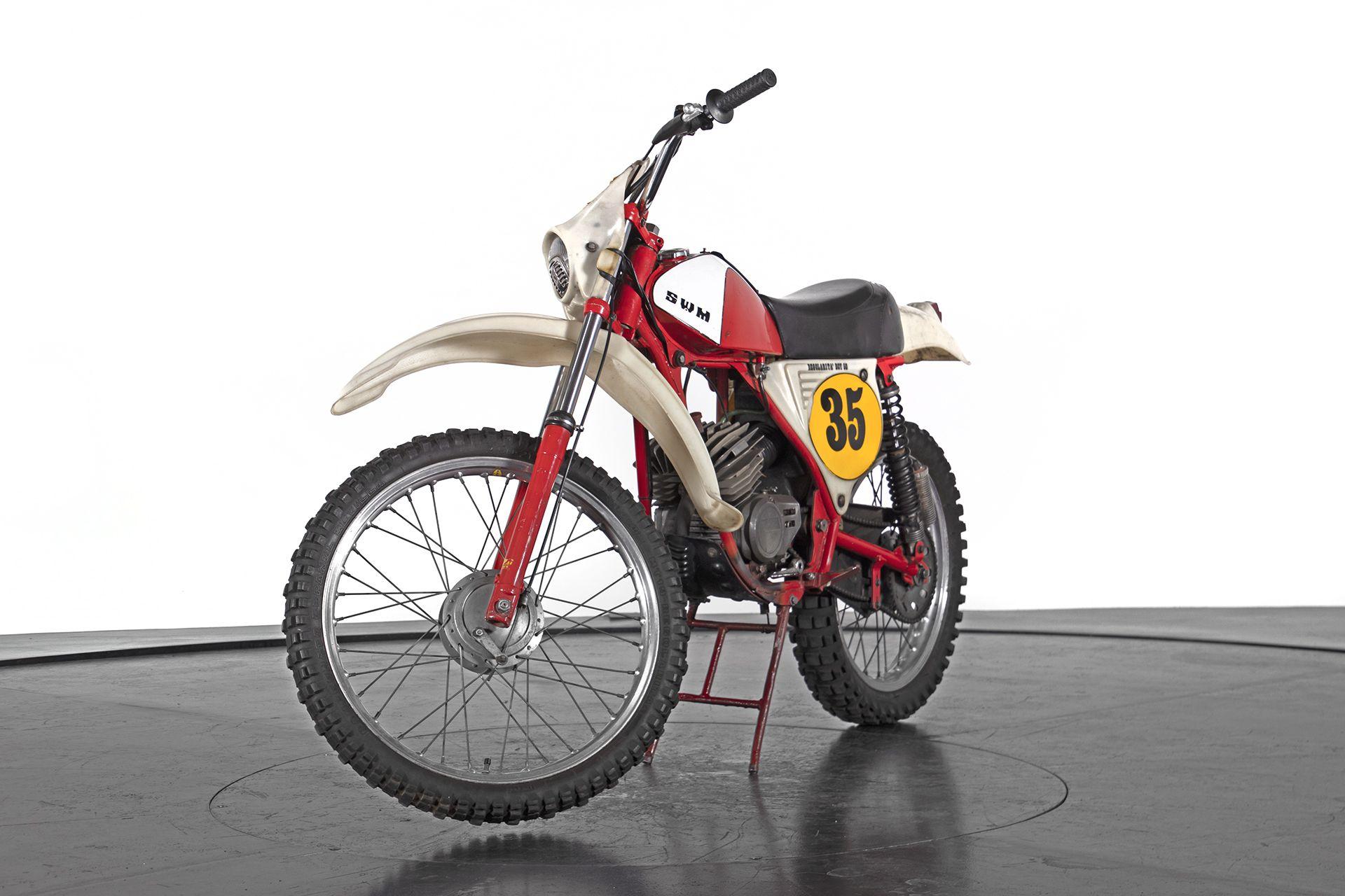 1979 SWM REGOLARITà 50 BOY 52476