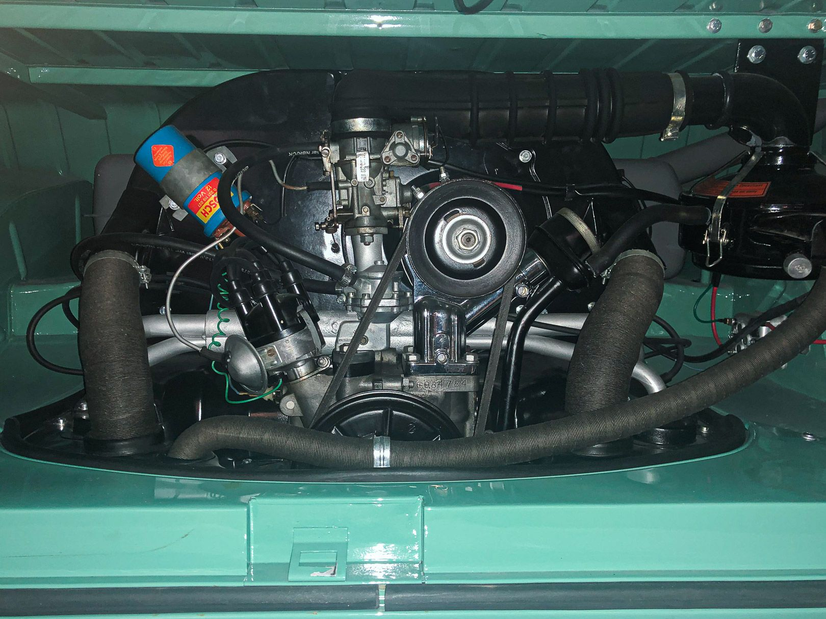 """1964 Volkswagen T1 """"21 windows"""" 64200"""