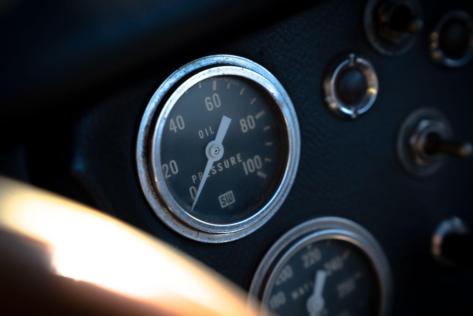 """1958 Triumph TR3A """"Small Mouth"""" 59697"""