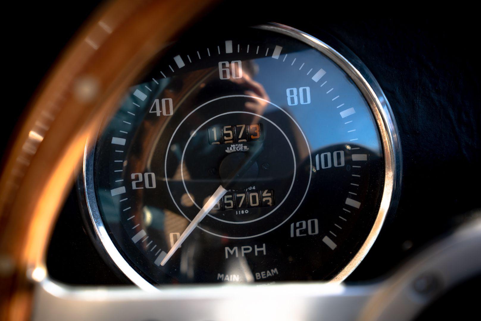 """1958 Triumph TR3A """"Small Mouth"""" 59698"""