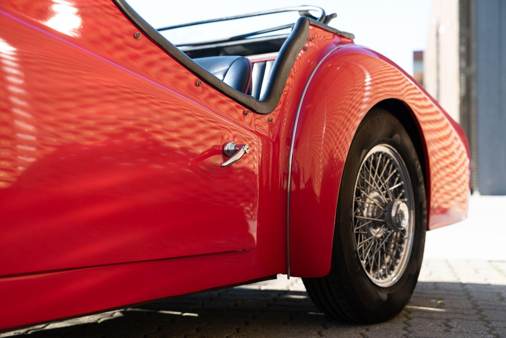 """1958 Triumph TR3A """"Small Mouth"""" 59702"""