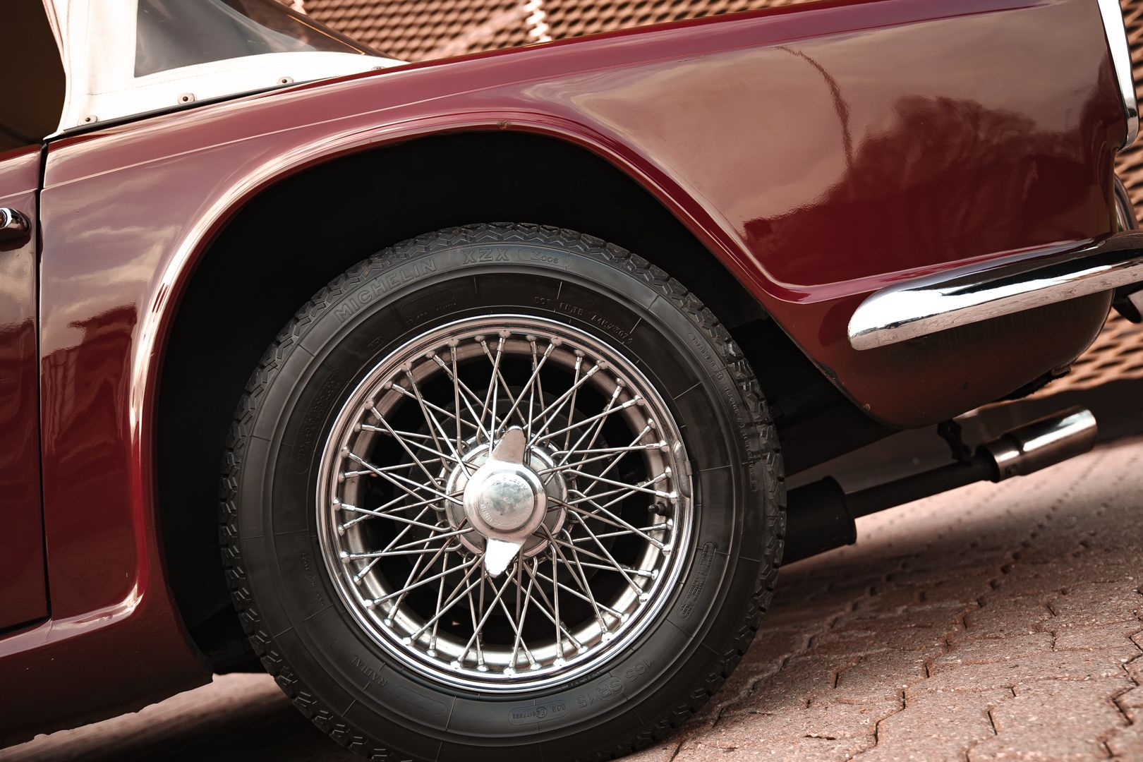 1963 Triumph TR4 Sport 63072