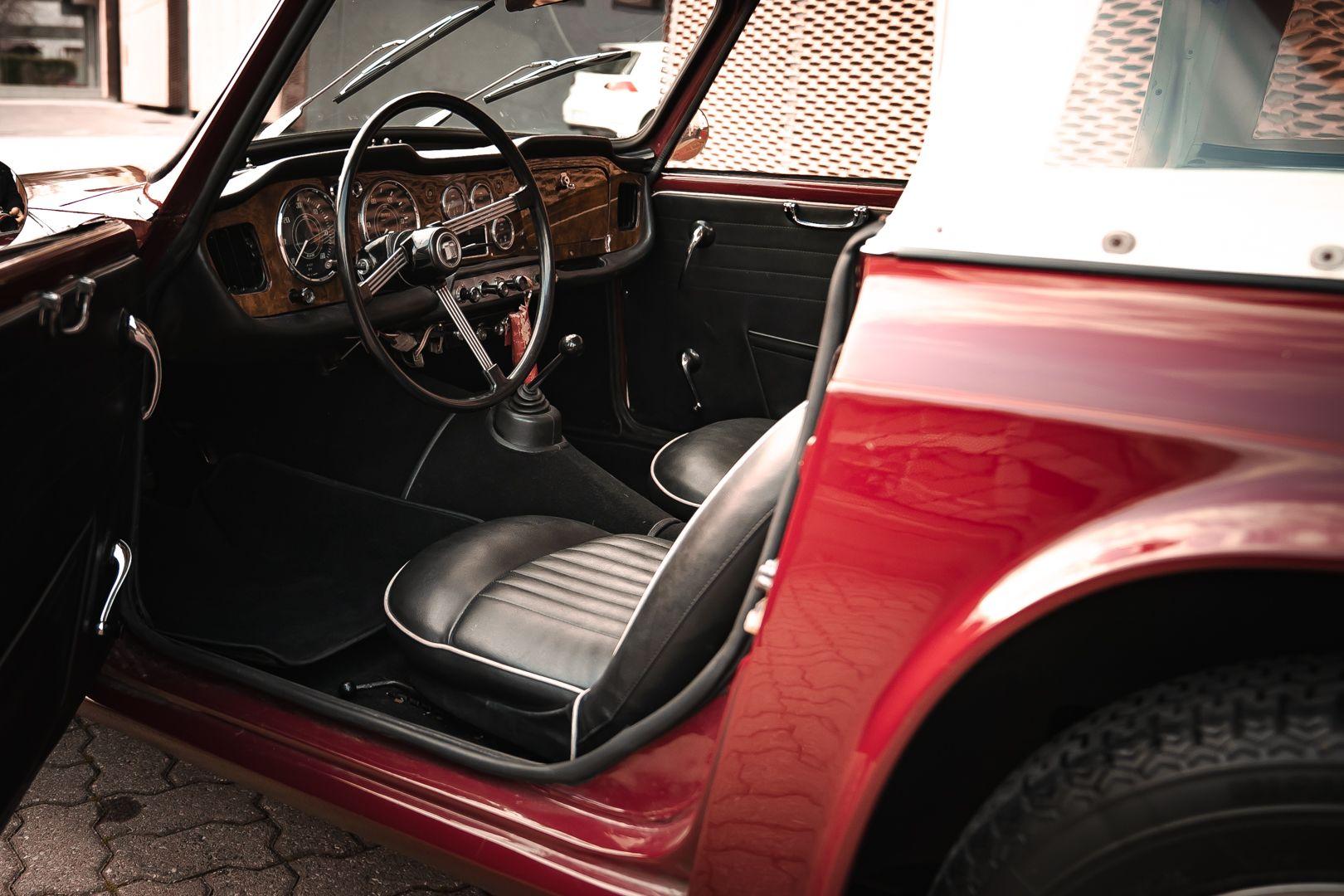 1963 Triumph TR4 Sport 63080