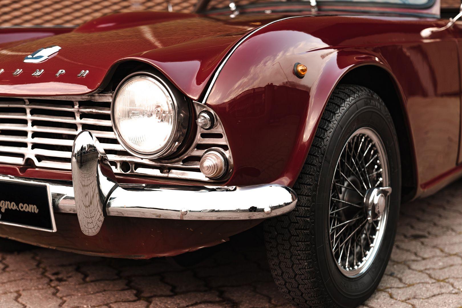 1963 Triumph TR4 Sport 63064