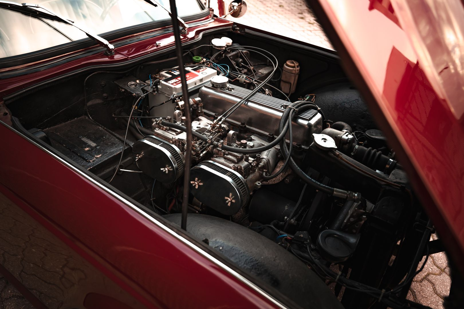 1963 Triumph TR4 Sport 63098