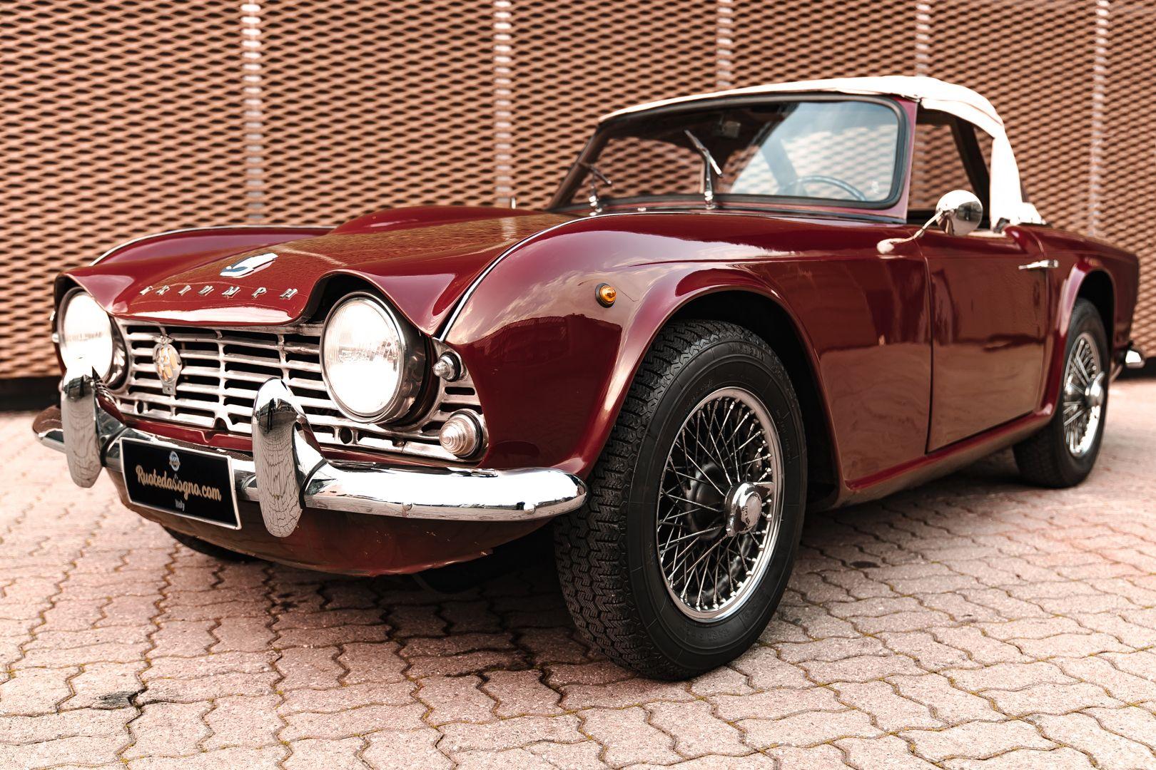 1963 Triumph TR4 Sport 63065