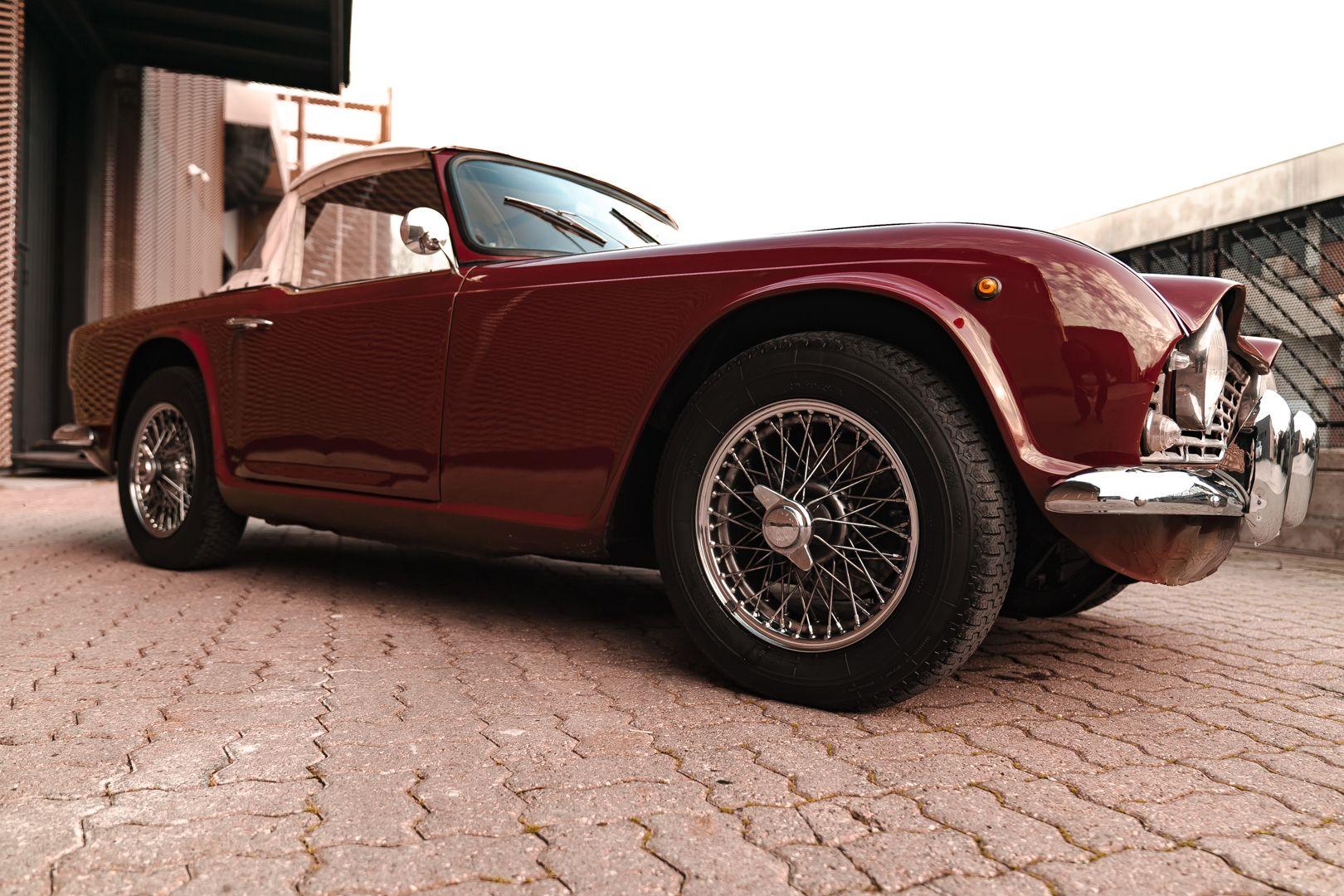 1963 Triumph TR4 Sport 63066