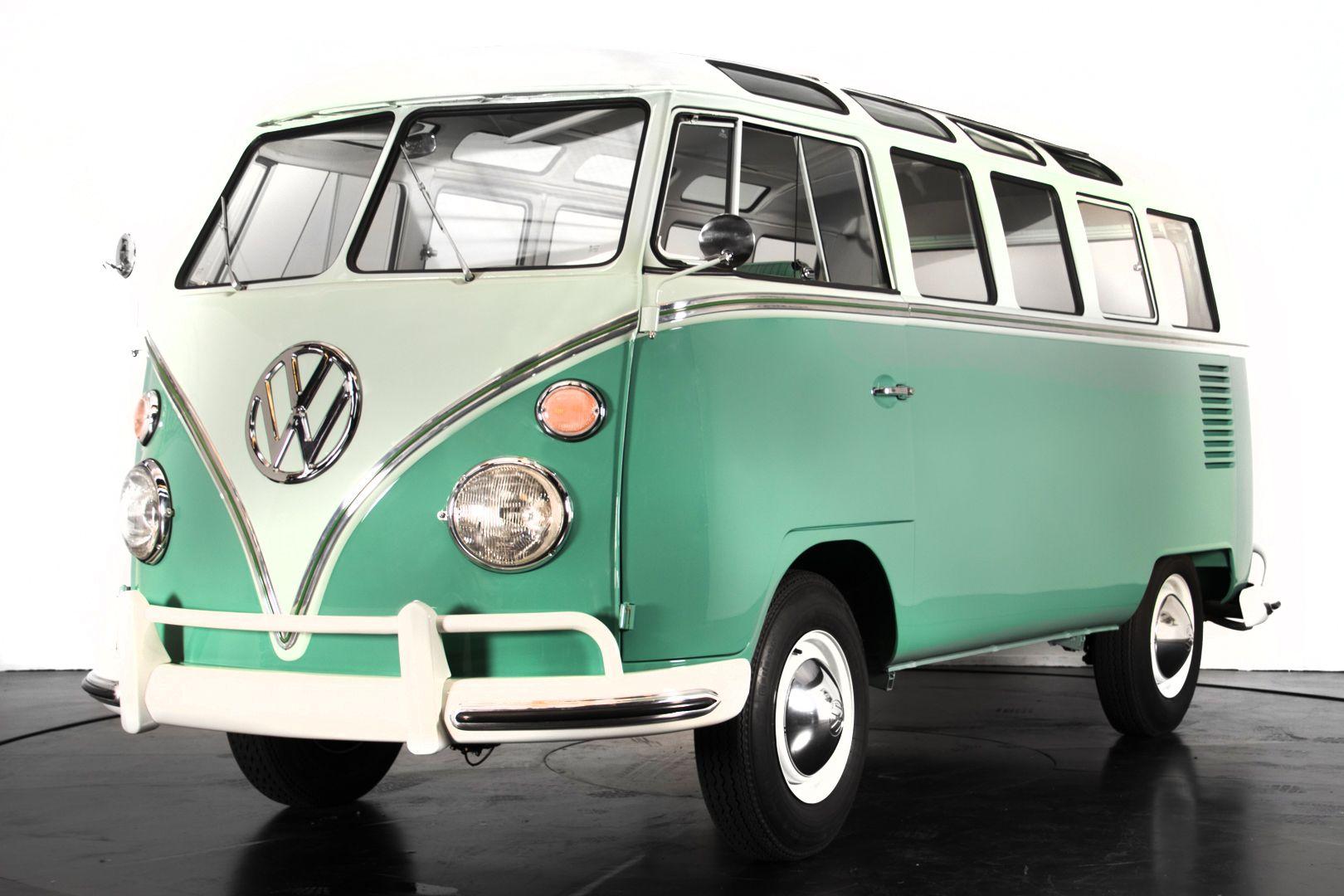"""1964 Volkswagen T1 """"21 windows"""" 64157"""