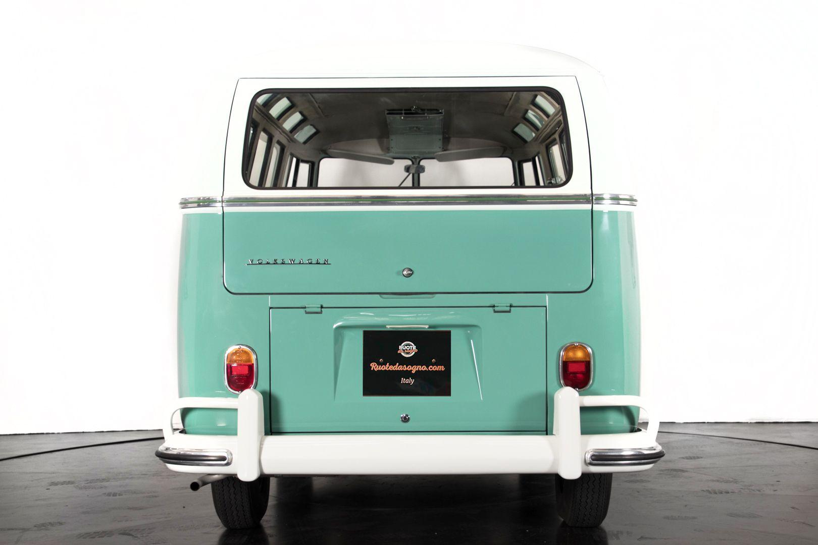 """1964 Volkswagen T1 """"21 windows"""" 64160"""