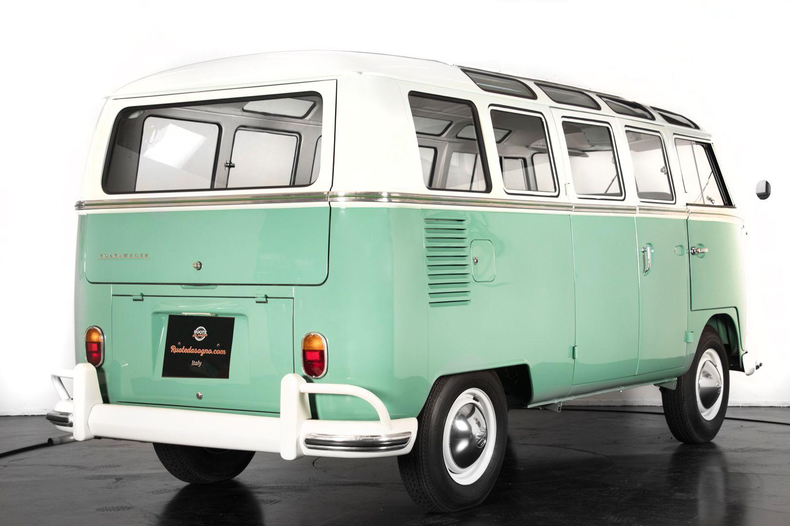 """1964 Volkswagen T1 """"21 windows"""" 64164"""